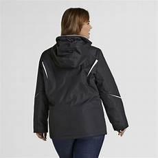 Zeroxposur Jacket Size Chart Zero Xposur Women S Plus Winter Performance Jacket