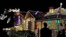 Gangnam Style Lights Christmas Lights Gangnam Style 강남스타일 Sydney Australia