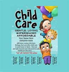 Day Care Ad 15 Day Care Flyers Sample Templates