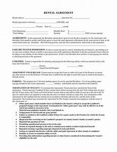 Residential Lease Agreement Format 8 Tenant Lease Agreement Templates Pdf Free Amp Premium