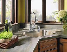 Faucets For Kitchen Sinks The Best Kitchen Sink Material For Your Preference In
