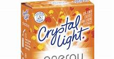 Crystal Light Energy Peach Mango Caffeine Review For Crystal Light Energy Peach Mango