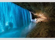 USA, Minneapolis, Frozen Falls   Minnehaha Falls   Corner