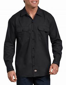 dickies sleeve work shirts for flex relaxed fit sleeve twill work shirt dickies
