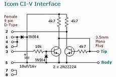 Интерфейсы для трансиверов Icom