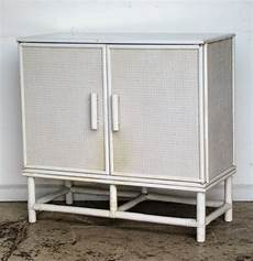 wicker rattan cabinet for sale at 1stdibs