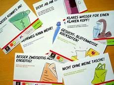 freecards zur abfallvermeidung