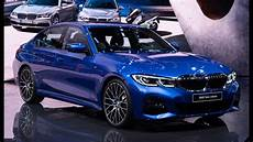 2019 bmw reveal 2019 bmw 3 series g20 reveal design and driving