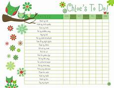 Chore Reward Chart Template Preschool Reward Chart Printable Activity Shelter