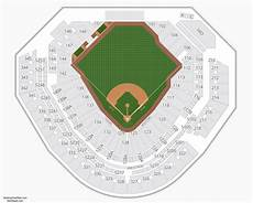 Detroit Tigers Seating Chart With Rows Comerica Park Seating Chart Seating Charts Amp Tickets