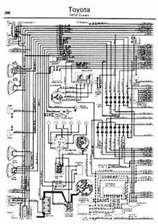 Toyota Crown 1962 70 Wiring Diagrams Online Manual Sharing