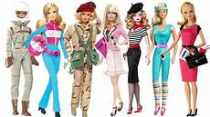 Barbie Jobs A Brief History Of Barbie S Work Wardrobe From Pilot To