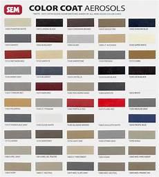 Sem Trim Paint Color Chart Seat Color Pelican Parts Forums