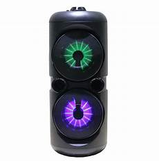 Disco Party Lights Dvd Portable Dual 4 Wireless Party Speakers Amp Disco Lights