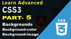 Css3 Design Tutorial Css3 Background Image Learn Advanced Css3 Tutorial In