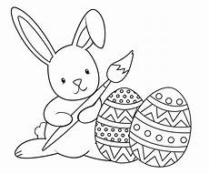 easter coloring pages for projects