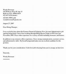 Example Letter Cover Letter Samples Download Free Cover Letter Templates
