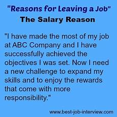 Best Reason For Leaving Acceptable Reasons For Leaving A Job