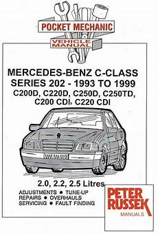 Mercedes C200 W202 Owners Manual