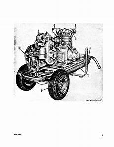 Figure 1 Air Compressor Model Lp 512 Eng Left Front View