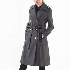 alpine swiss alpine swiss womens trench coat wool