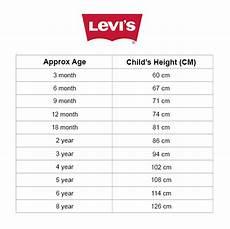 Levis Size Chart Levis Jacket Size Chart Amulette