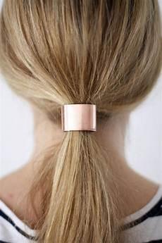 tie one on diy hair cuff 4 ways kristi murphy diy