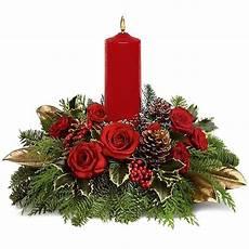 centrotavola di natale con candele centrotavola natalizio candele centrotavola di natale