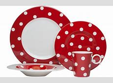 Dinnerware Sets : Red Vanilla   Homewares with Flavour