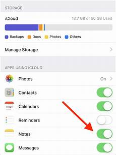 How To Sync Notes From Iphone To Mac How To Sync Notes For Iphone And Ipad