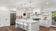 how high is a kitchen island how high to hang kitchen pendant lights rachael show