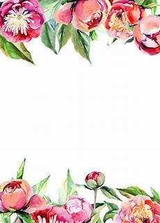 Free Wedding Template Invitations Free Wedding Invitation Template Floral Peonies Paper