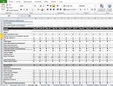 Example P L Statement Excel Restaurant Profit And Loss Statement Template Excel