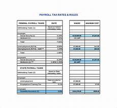 Paycheck Tax Calculator Washington State Washington State Payroll Tax