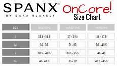 Spanx Sculpt Size Chart Spanx Oncore Build Your Own Bodysuit Mid Thigh Shaper