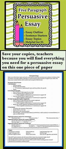 Pursasive Essay 82 Best Persuasion Images On Pinterest English Language