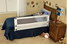 regalo hide away bed rail white