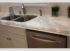 Callacutta counter top and taupe cabinets. Do you like stainless with it?   Peter: Kitchen