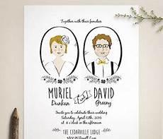 17 undangan pernikahan unik melalui media sosial