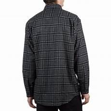 pendleton sleeve shirts for pendleton lodge sleeve shirt black grey weave