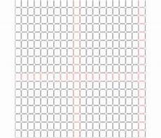 Rainbow Loom Graph Paper Delica Bead Graph Paper Enlarged 200 Of Actual Size