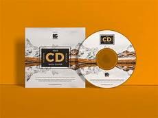 Cover Design Online Free Free Branding Cd Cover Mockup Psd