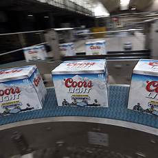 60 Cans Coors Light Sorry America You Can T Get Those 60 Packs Of Coors