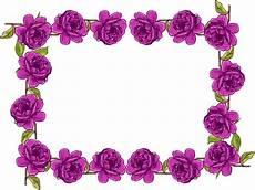 purple border frame transparent picture hq png
