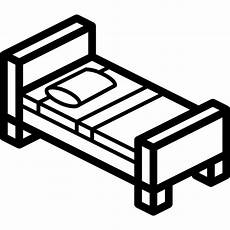 bed free furniture and household icons