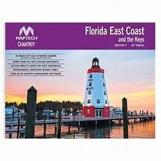 Maptech Chart Books Maptech Chartkit 174 T Region 7 16th Ed Florida East Coast