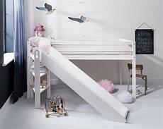 cabin bed midsleeper johan with slide bed ebay