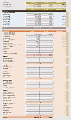 Monthly Expenses Excel Sheet Format Sample Excel Templates How To Create An Expense