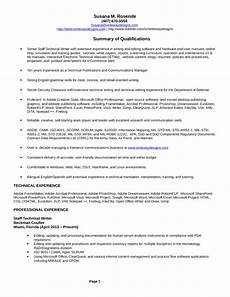 Professional Resume Writer Professional Technical Writer Resume Template