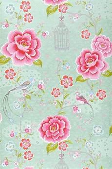 Flower Wallpaper Pattern by Wallpaper Amina Papier Peint Floral Papier Peint Et